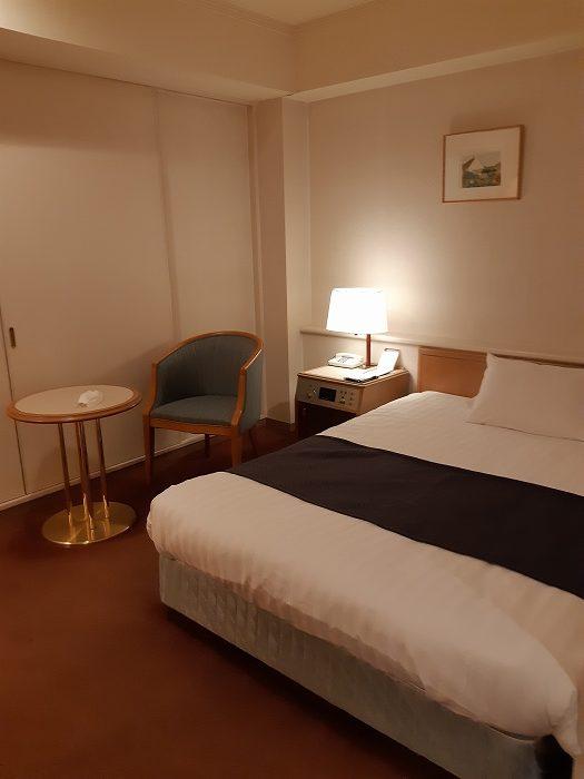 前泊に利用 ロマウドインターナショナルホテル成田