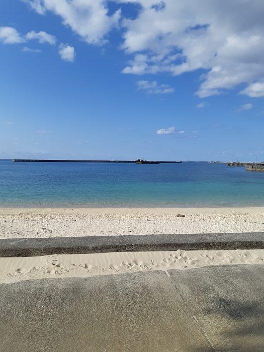 観光・レジャーで満喫 パイナガマビーチ