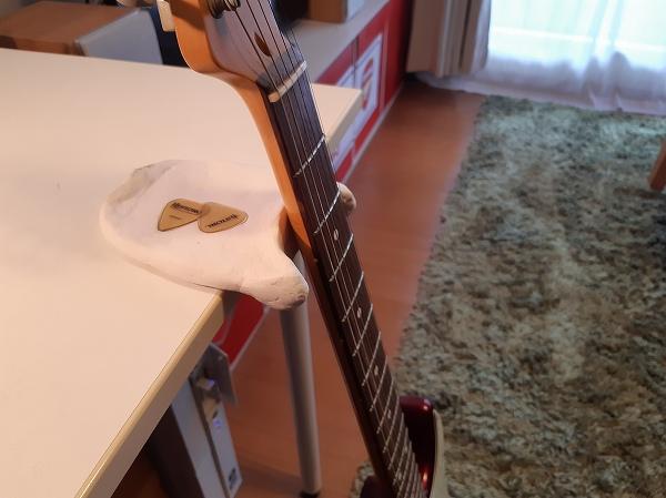 ギターレスト スタンド 自作